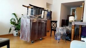 搬屋項目:搬住宅